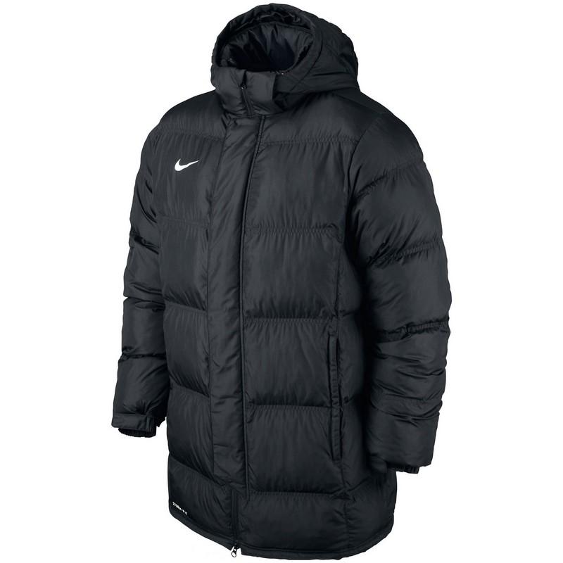 Куртка утеплённая Nike Comp13 Filled Jacket 519069-010 черная очистители воздуха
