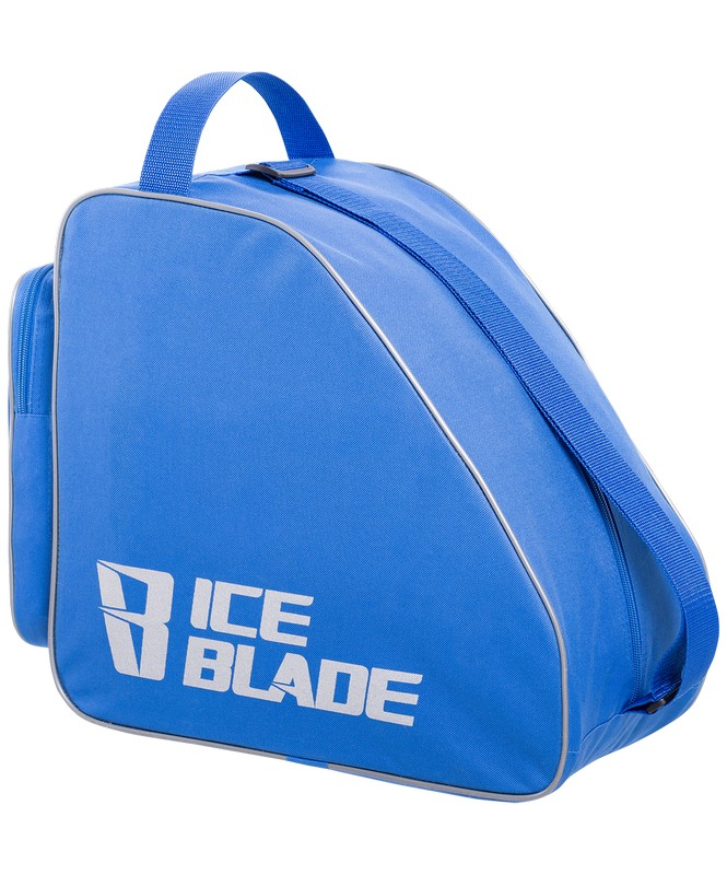 Сумка для коньков Ice Blade Hockey, синий