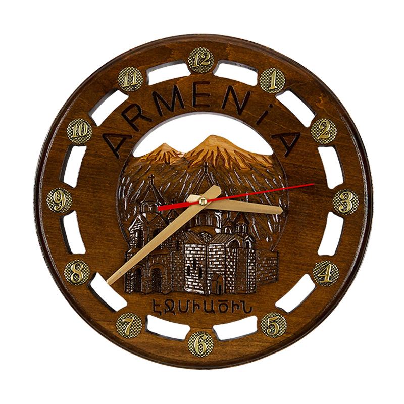 Купить Часы резные Haleyan kh702,