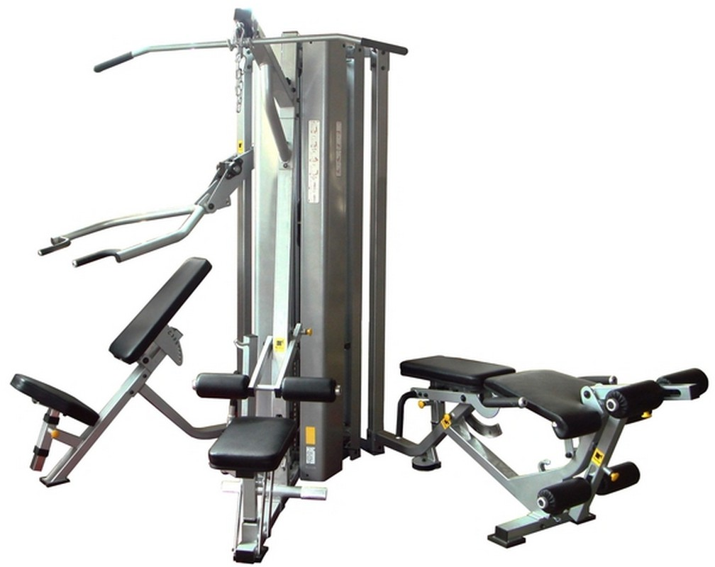 3-х позиционная мультистанция Spirit Fitness BWM109-3 мультистанция 9 ти позиционная marbo mp t003