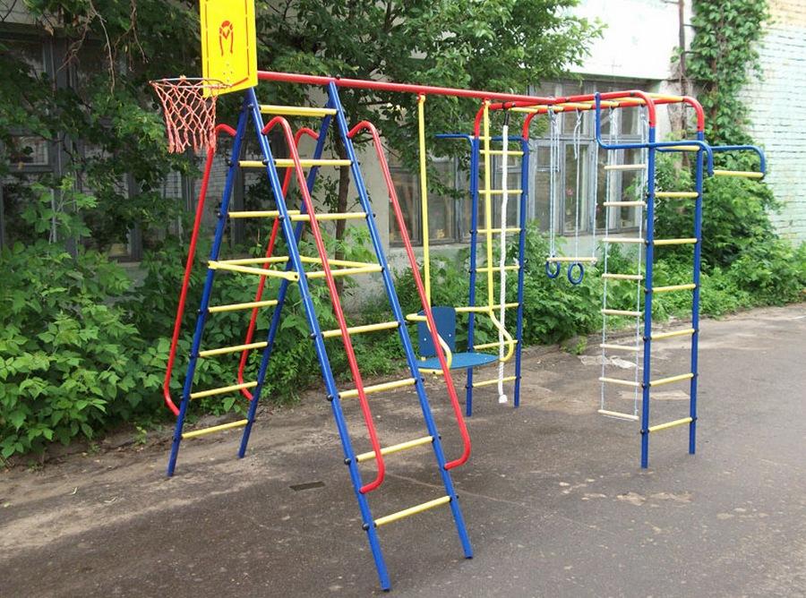 Детская игровая площадка Пионер Дачный ТК-2