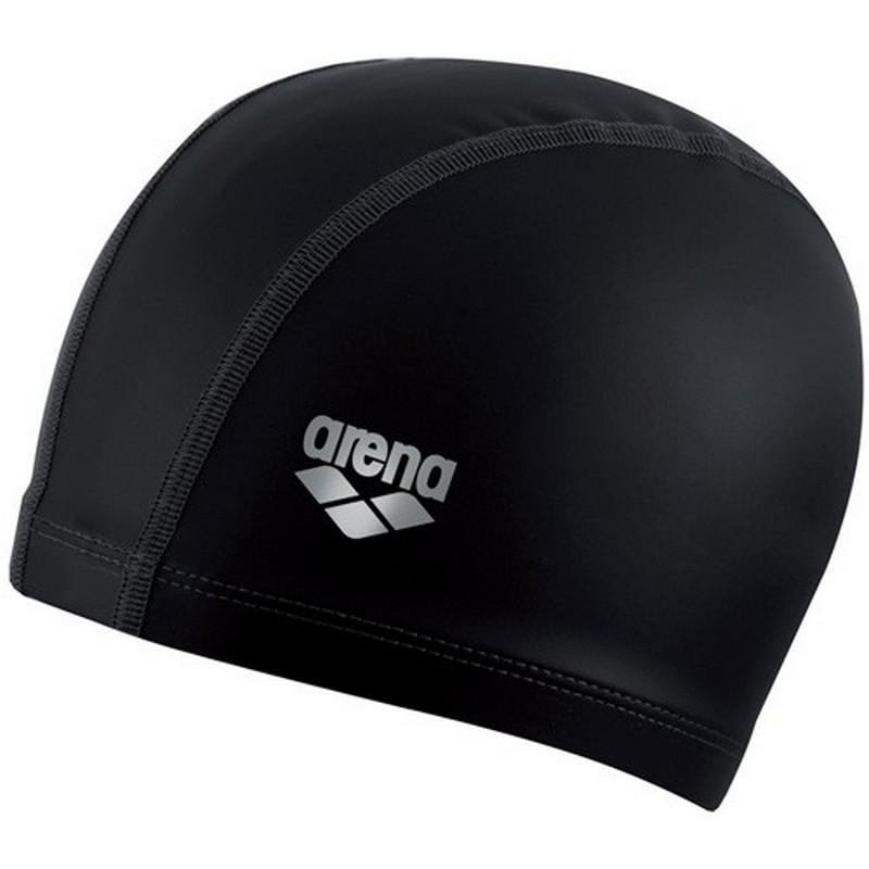 Шапочка для плавания Arena Light Sensation, черный шапочки и чепчики лео шапочка совы