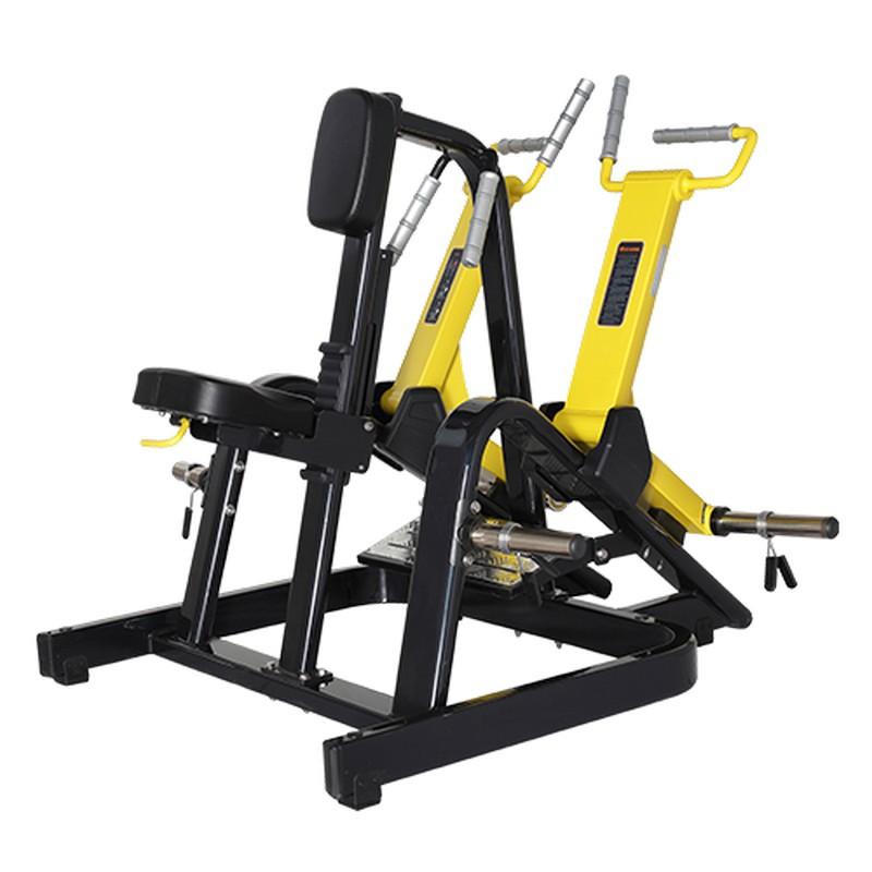 Купить Горизонтальная тяга под наклоном Bronze Gym XA-06,