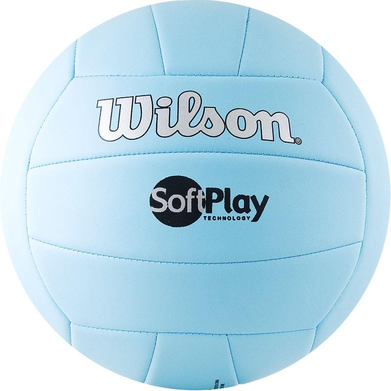 Мяч волейбольный Wilson Soft Play р5