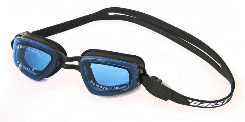 Купить Очки для плавания Dobest HJ-12, черный,