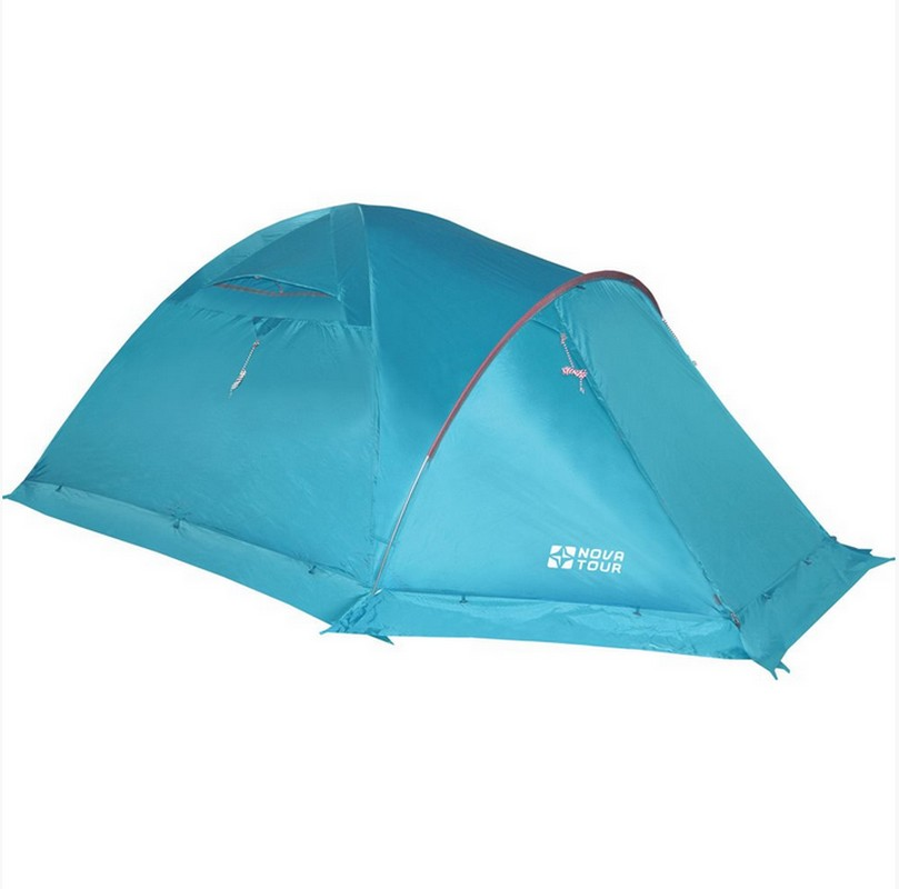 Палатка 4-м Nova Tour Терра 4 V2