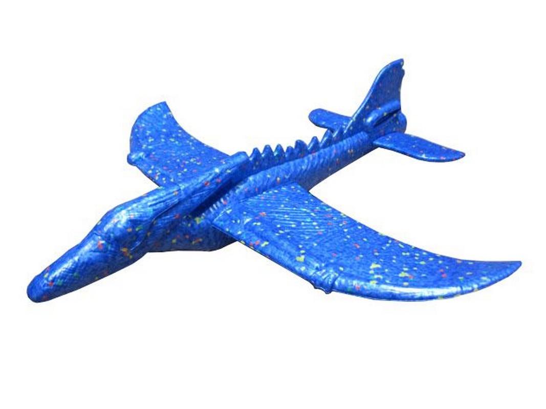 Купить Воздушный змей Bradex Птеродактиль DE 0453 синий, Игры на свежем воздухе