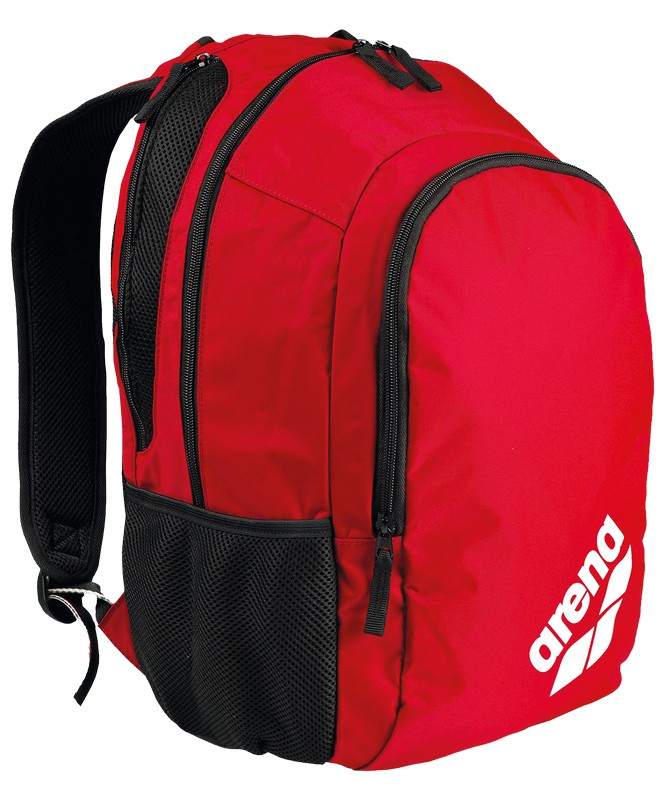 Рюкзак Arena Spiky 2 backpack red/team, 1E005 40