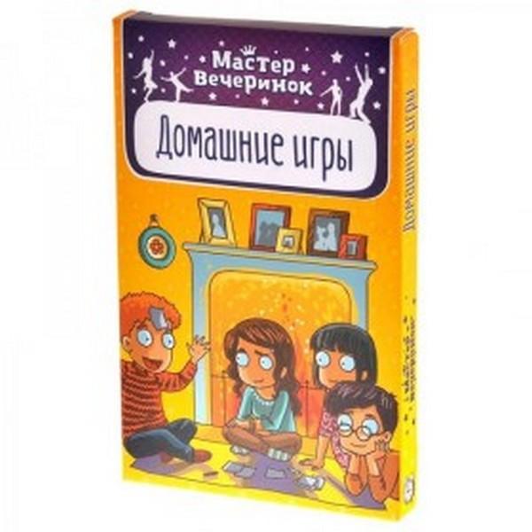 Купить Настольная игра Magellan mag03460, Мастер вечеринок. Домашние игры.,