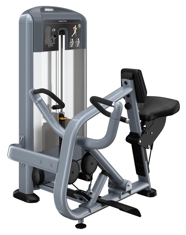 Тяга гребная Precor DSL310 жим от груди гребная тяга spirit fitness dws101 u2