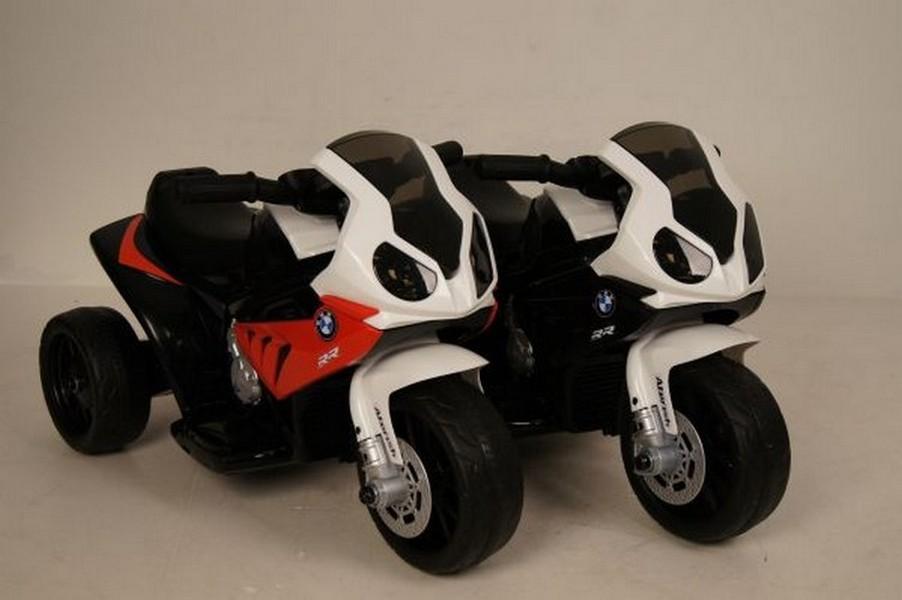 Детский электромобиль River-Toys Moto JT5188 (лицензионная модель - BMW S1000 RR)