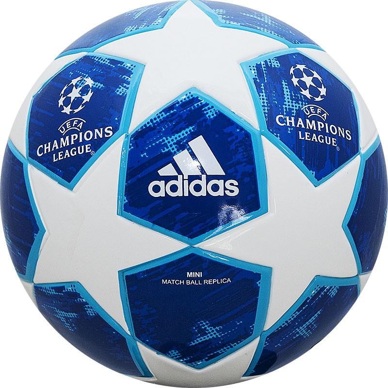 Мяч футбольный сувенирный Adidas Finale18 Mini CW4130 р.1