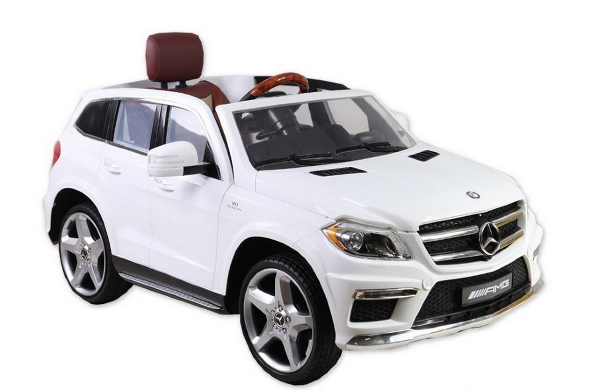 Детский электромобиль River-Toys Mercedes GL-63 AMG A999AA