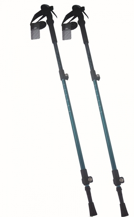 Купить Палки для треккинга Himalayas раздвижные с удлиненной ручкой TT 105-135 см,
