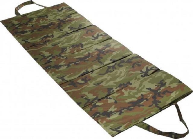Коврик складной в ткани 1800х600х8