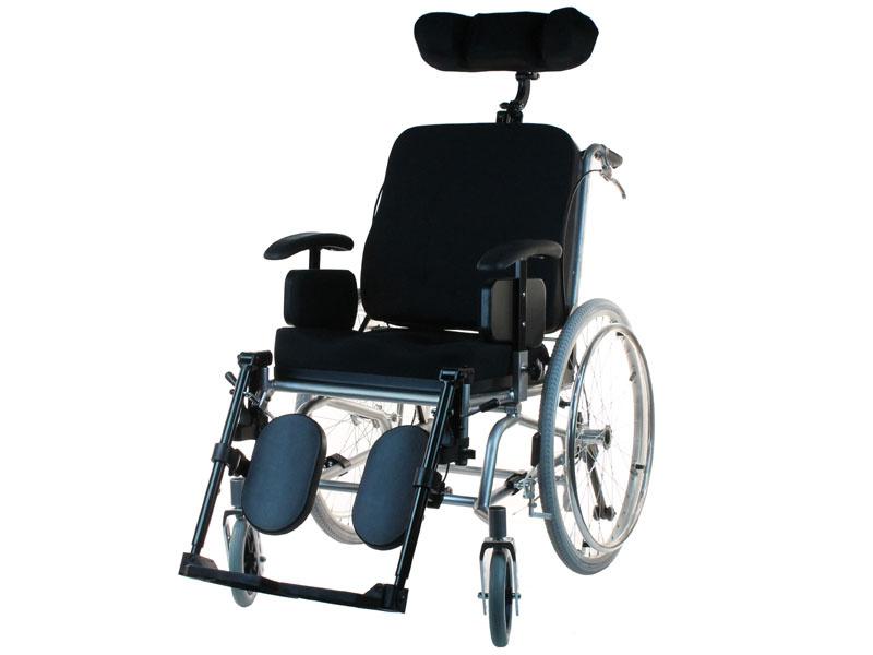 Кресло коляска инвалидная Titan Deutschland Gmbh с высокой спинкой шир.42 см LY-710-031