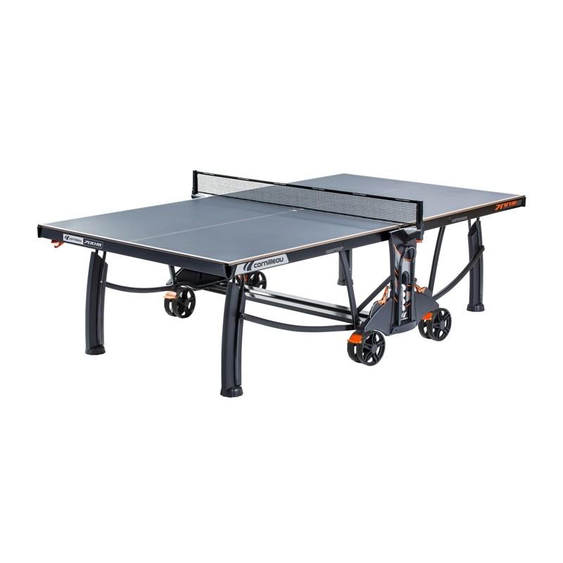 Теннисный стол всепогодный складной Cornilleau Sport 700 M Crossover Outdoor grey теннисный стол антивандальный cornilleau park