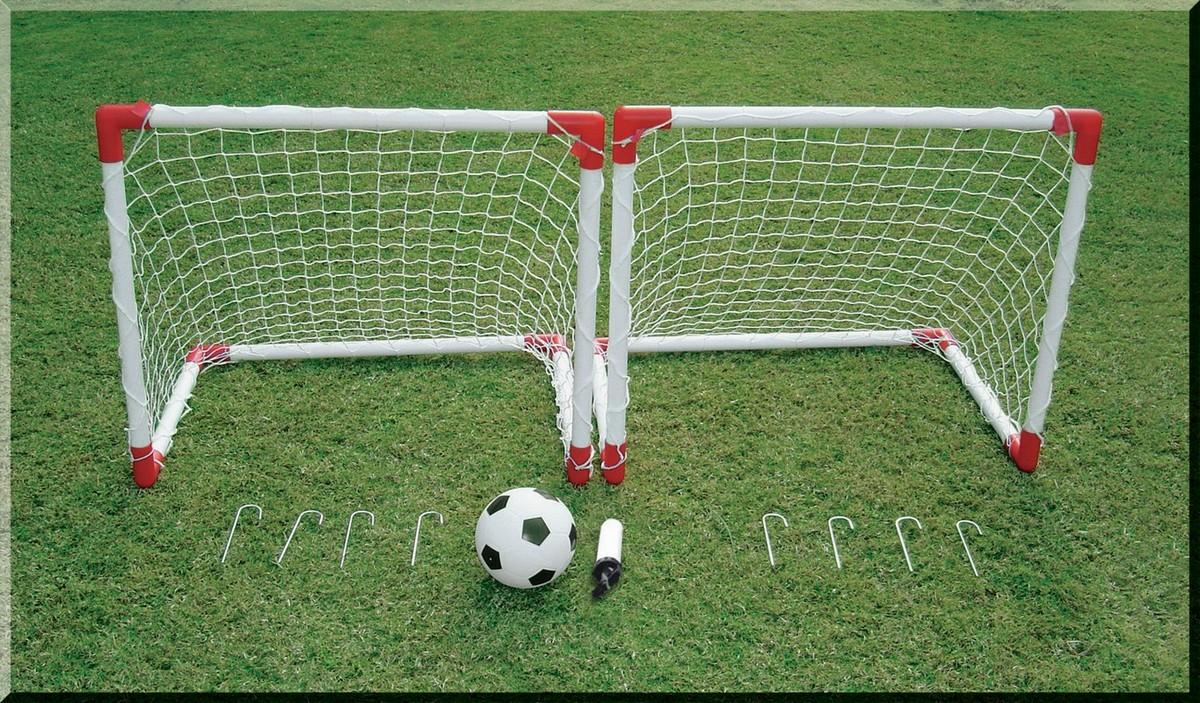 Набор детских футбольных ворот (пара) Proxima JC-219A