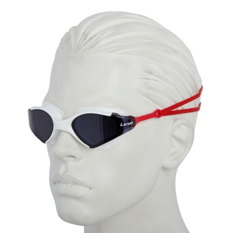 Очки плавательные Larsen S53 очки плавательные детские larsen ds204