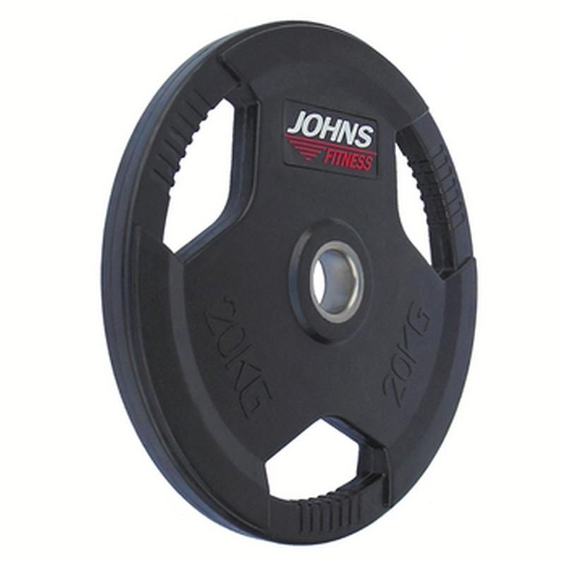 Купить Диск Johns d51мм, 20кг 91010 - 20В черный,