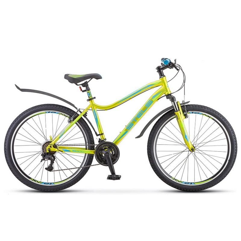 Купить Велосипед Stels Miss-5000 V V041 2020 Золотистый (LU094027),