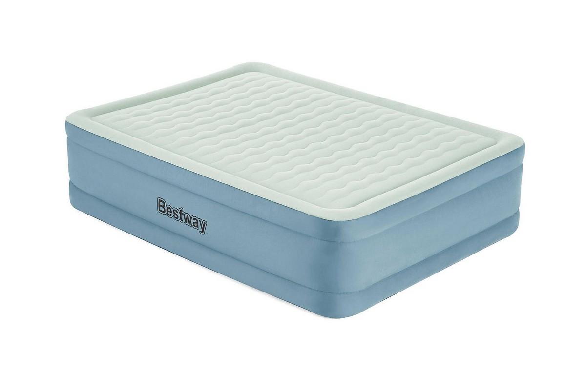 Надувная кровать Fortech Airbed Bestway 203x152x51см 69058
