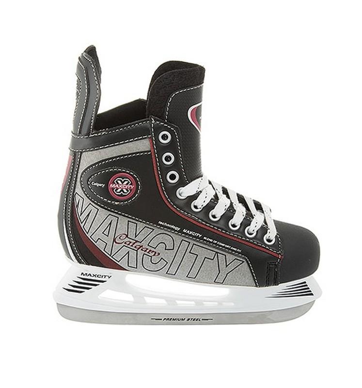 Хоккейные коньки MaxCity Calgary
