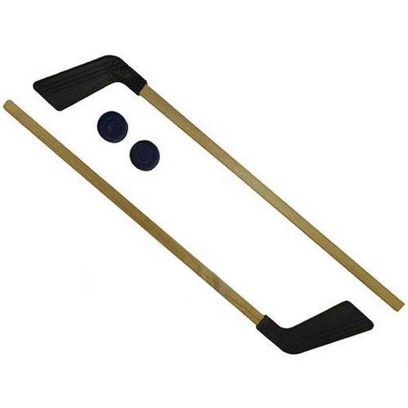 Набор - клюшка детская хоккейная 80 см 2 шт. +2 шайбы КХ-2-55 kitchenaid набор прямоугольных чаш для запекания 0 45 л 2 шт красные