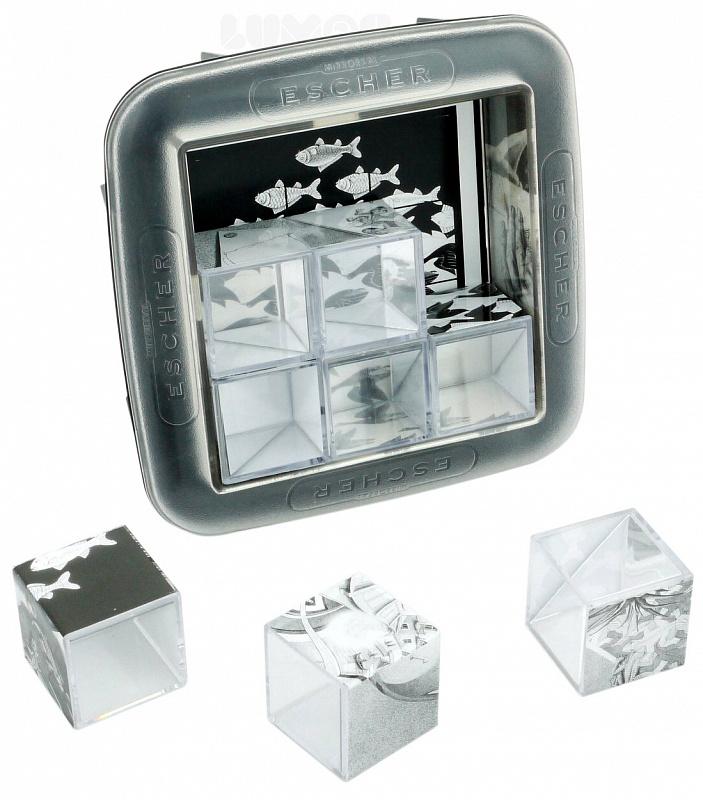 Головоломка Эшер (Mirrorkal Escher) серия джеймс эшер где
