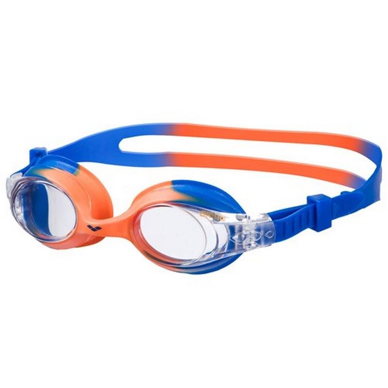 Купить Очки для плавания детские Arena X-lite Kids 9237773 прозрачные,