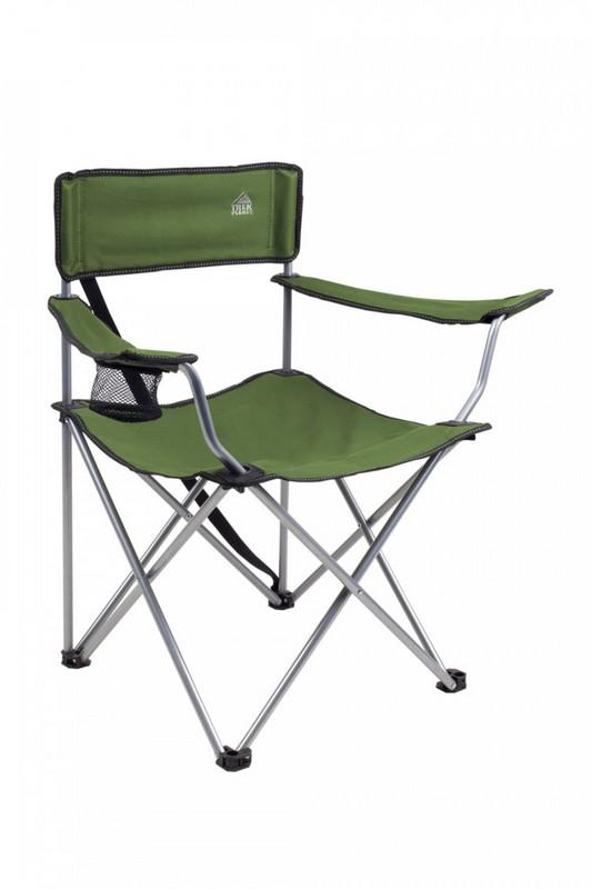 Кресло складноеTrek Planet Picnic Promo, green палатка trek planet indiana 4