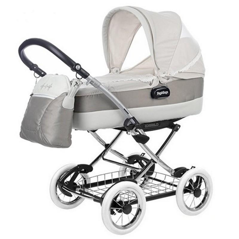 Люлька Peg-Perego Culla-авто (люлька+сумка) коляски люльки peg perego culla auto