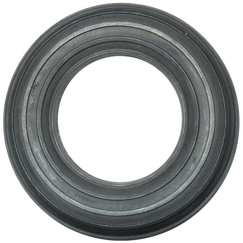 Купить Эспандер кистевой кольцо 75кг, d-80мм, ребристый (черный) 23018-1-AR, NoBrand