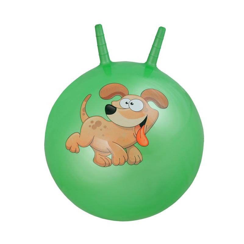 Мяч гимнастический 38 см Body Form BF-CHB02 зеленый
