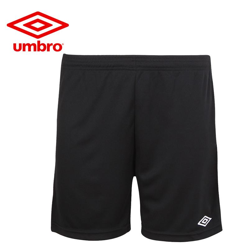 Трусы игровые Umbro League knit short мужские 62159U (060) черные