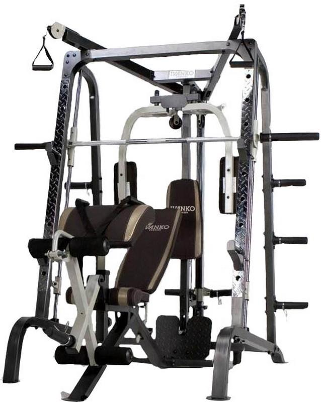 Тренажер на свободных весах Смит-машина Protrain LM008,  - купить со скидкой