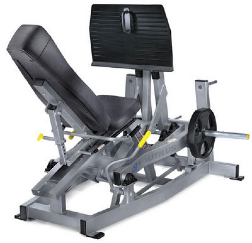 Купить Тренажер для жима ногами сидя Nautilus CHF/P3LP,
