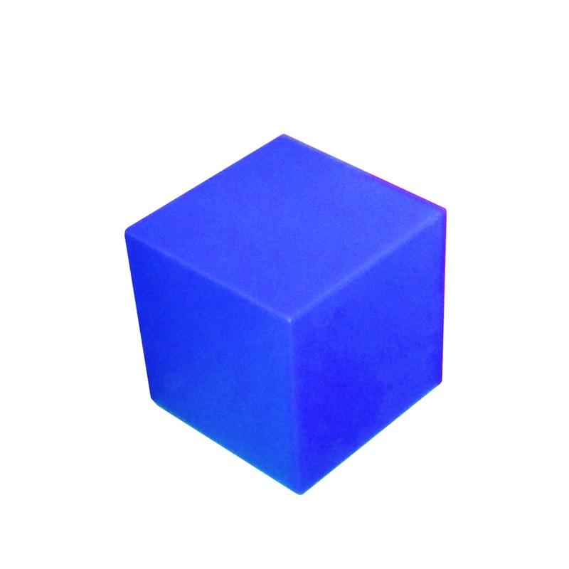 Купить Куб цветной 30х30х30 мм Dinamika ZSO-002165,