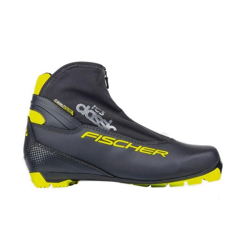 Лыжные ботинки NNN Fischer RC3 Classic S17219