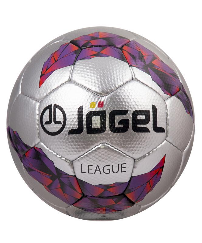 Мяч футбольный J?gel JS-1300 League №5 мяч футбольный j gel js 1000 grand 5