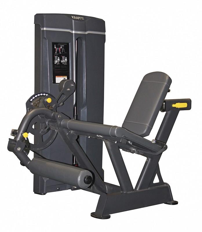 Разгибание ног Kraft Fitness KFWLE беговая дорожка kraft fitness pk12 l