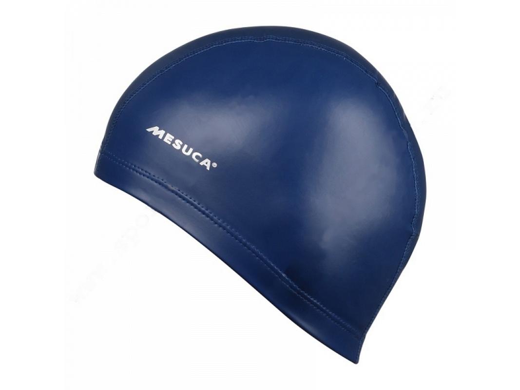Шапочка для плавания Mesuca Mea синяя MEA-0206