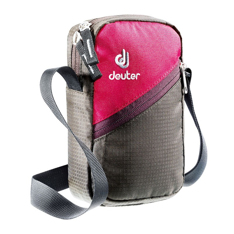 Сумка на плечо Deuter Shoulder bags Escape I raspberry-coffee сумка deuter сумка shoulder bags operate i бирюзовая
