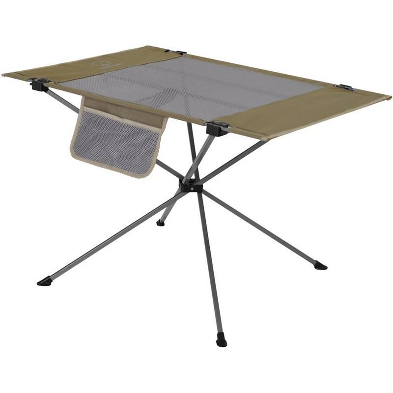 Стол складной Greenell Эйр FT- 14 стол складной greenell эйр ft 14 цвет бежевый коричневый 81 х 56 х 53 см