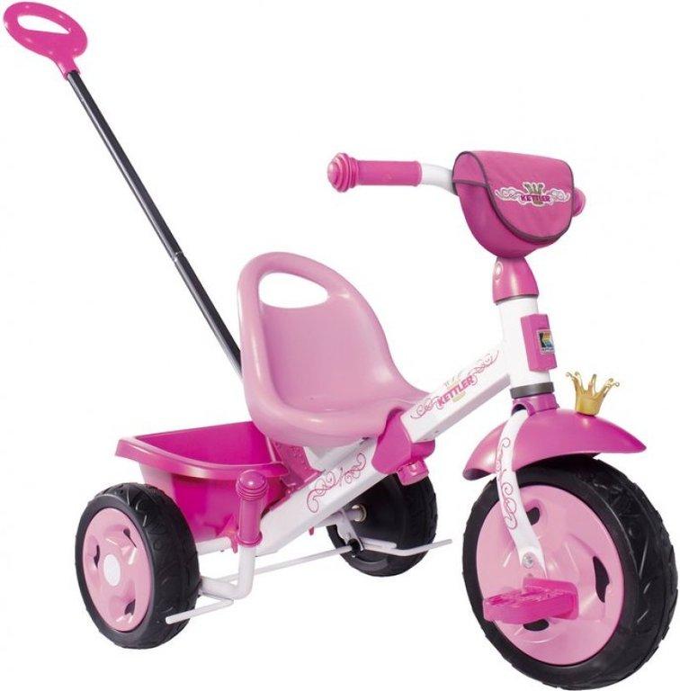 Велосипед трехколесный Kettler Happytrike Prinzessin