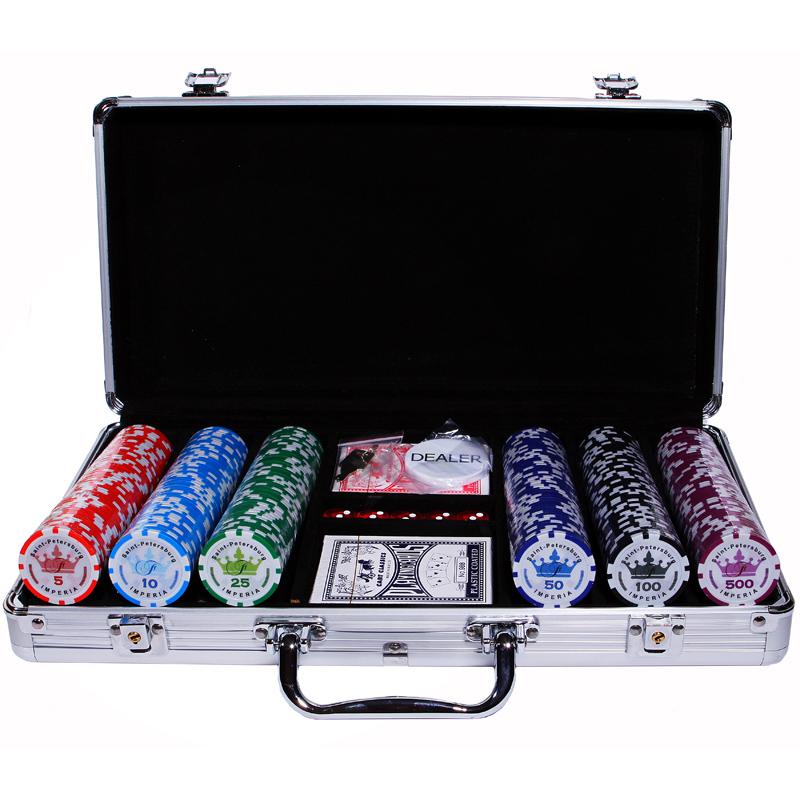 Набор для покера Empire 300 набор для покера empire 500