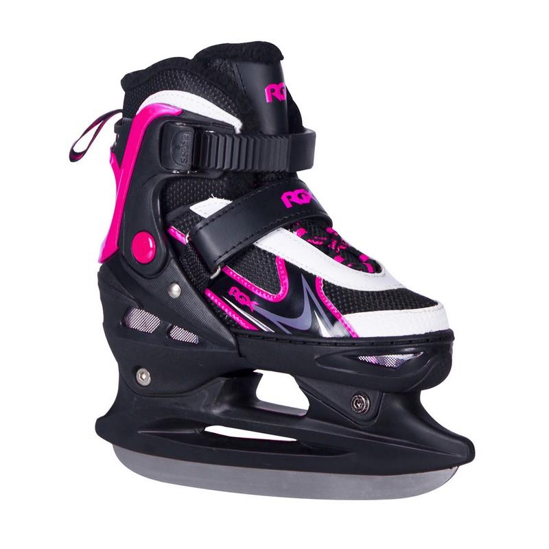 Купить Раздвижные коньки RGX Freedom Pink,