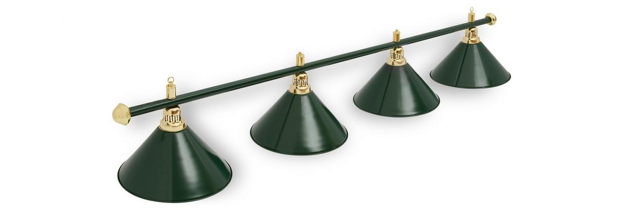 Светильник Fortuna Allgreen Luxe 4 плафона