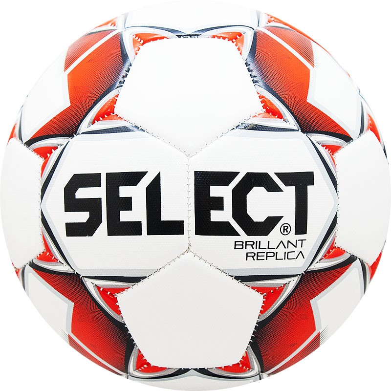 Мяч футбольный Select Brillant Replica 811608-003 р.5 фото