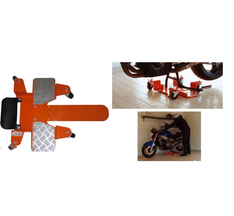 Устройство для перемещения мотоцикла внутри помещения Hercules 4376